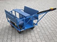 Krippen-Ausflugswagen für 6 Kinder