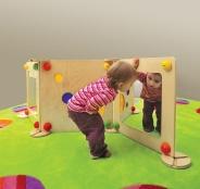 Babypfad - als Raumteiler