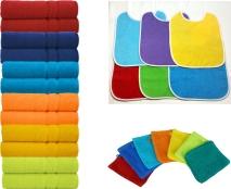 Lätzchen & Handtücher