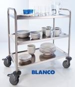 verschweißt von Blanco