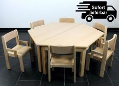 Stuhl-Tisch-Sparsets für KRIPPE