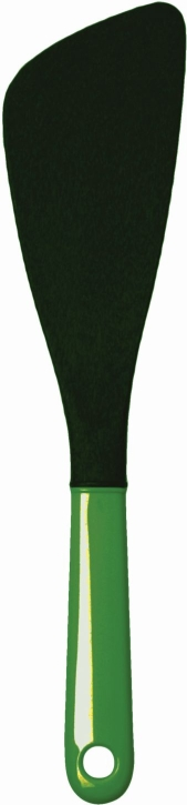 (6) Wender GRÜN 26 cm, für beschichtete Pfannen, PBT-Kunststoff