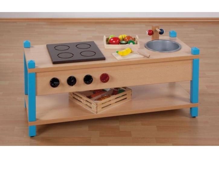 Spielküche, B/H/T: 106 x 40 x 40 cm