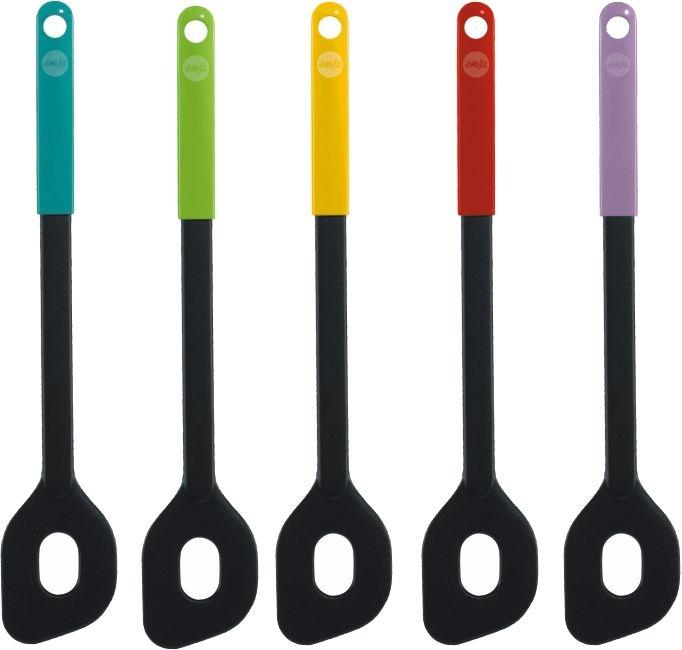 Abverkauf: Spitzlöffel 28 cm, Polyamid-Kunststoff (Farbe wählen)