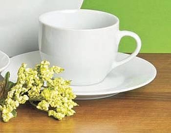 "Kaffee-Untertasse 22 cl - Serie ""gut & günstig"""