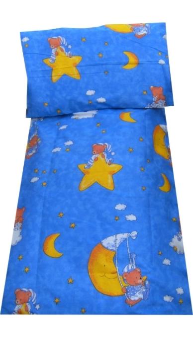 """Bettwäsche aus bügelfreiem Seersucker, """"Teddy & Mond"""" (Ausführung wählen)"""