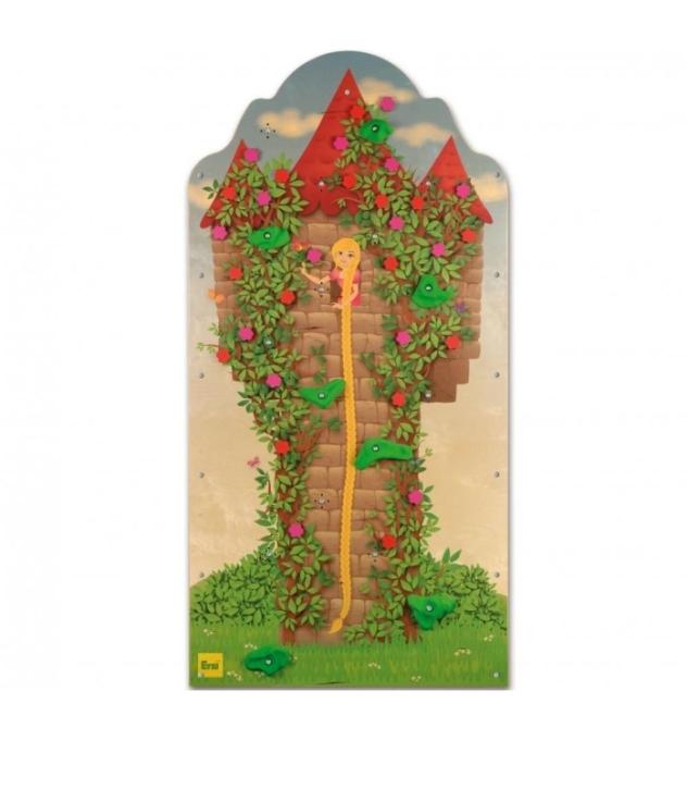 Kletterwand Rapunzel