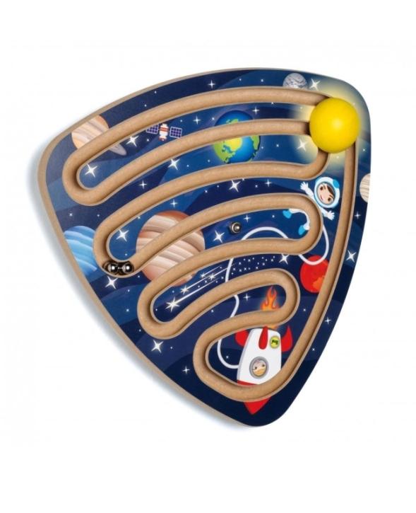 Wandspiel Weltraum