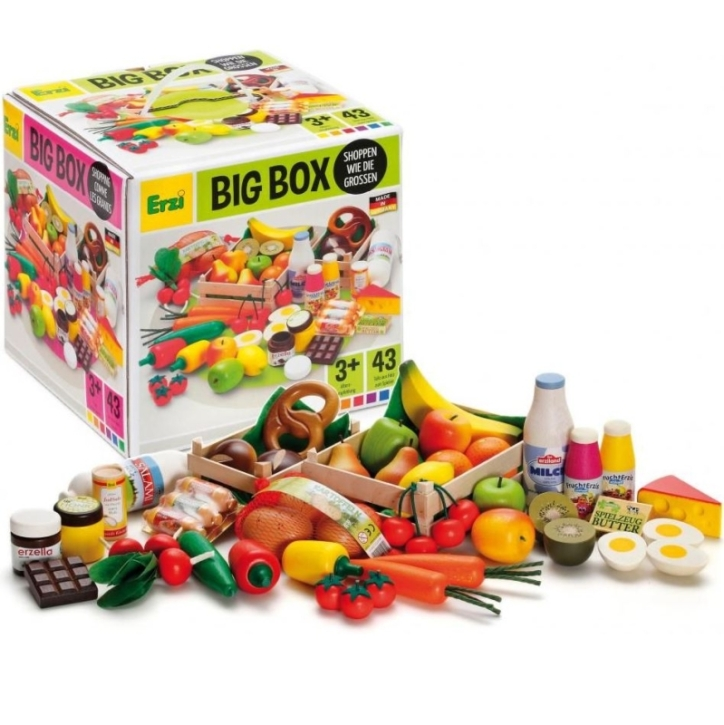Sortierung Big Box