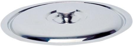 Deckel, Edelstahl, passend zu (1) Beilage- / Servierschale tiefe Form (Größe wählen)