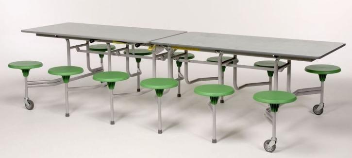 12-Sitzer rechteckig, Tischgröße 305,1 x 75,0 cm (Ausführung wählen)