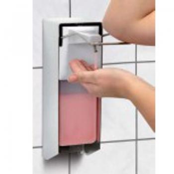 Seifenspender für Wandmontage, 1 Liter, mit Hebel