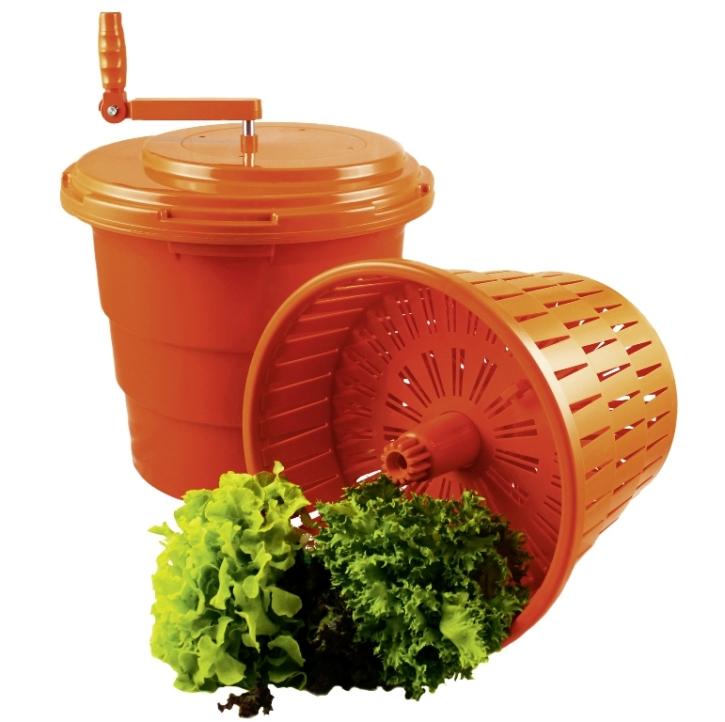 Salatschleuder 25 Liter, extra schwere Profi-Ausführung