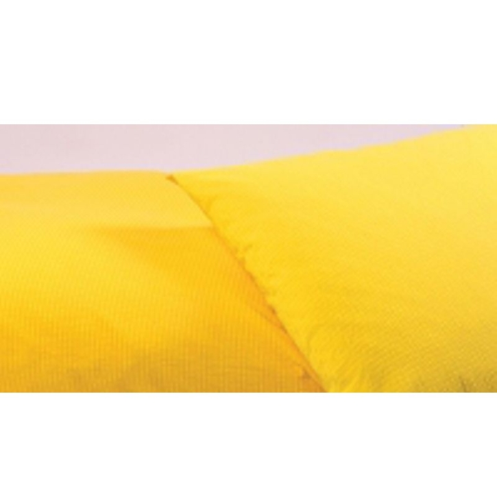 """Bettwäsche aus bügelfreiem Seersucker, """"UNI gelb"""" (Ausführung wählen)"""