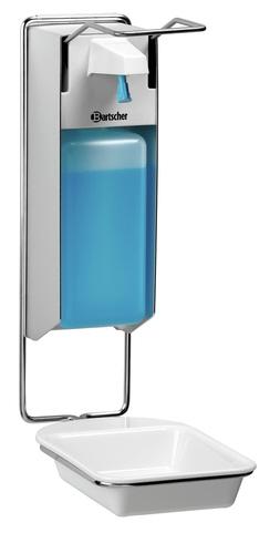 Abtropfschale, passend für Desinfektionsmittel- und Seifenspender von Bartscher