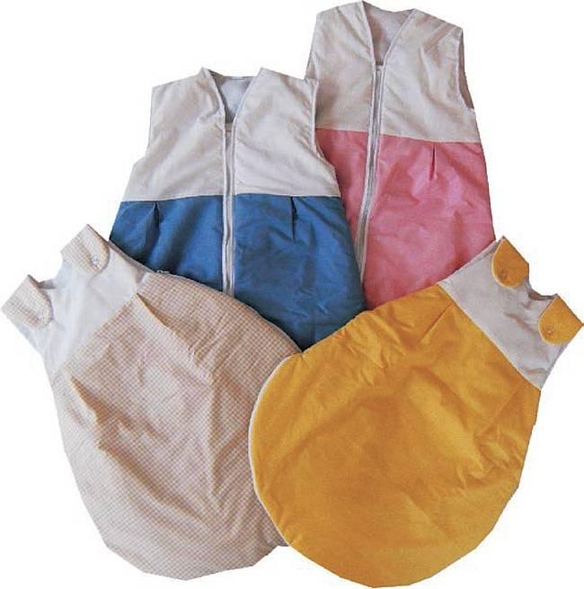 Schlafsack 70 cm, Farbe beige