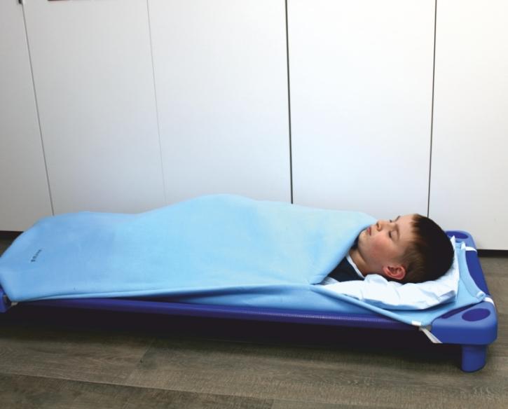 Schlafsack für Stapelliegen