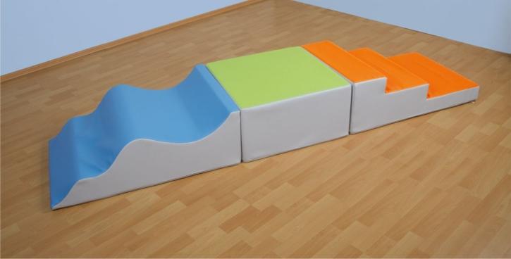 Spar-Kombination 1, 3-teilig, Stellfläche: 240x60 cm