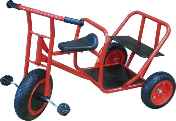 """Dreirad """"Taxi"""", L/B/H: 105x51x68 cm, 16 kg"""