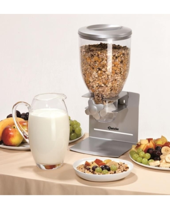Cerealienspender 1 x 3,5 Liter, B/T/H: 180×170×395 mm