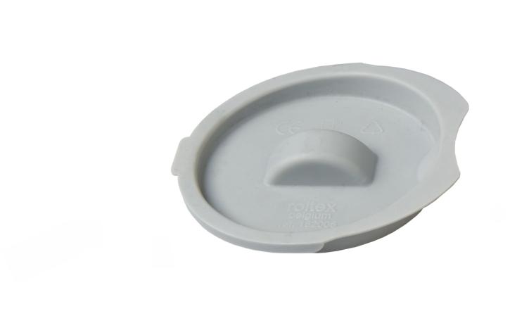 Deckel für Kanne 0,5 Liter grau