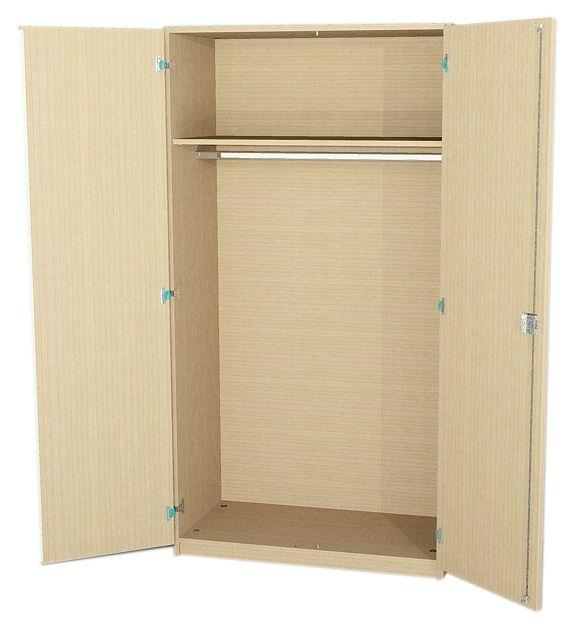 Garderobenschrank, 190 cm hoch (Maße wählen)