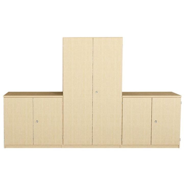 """Schrankwand """"Typ4"""", B/H/T: 270 x 82,5/170 x 40 cm"""