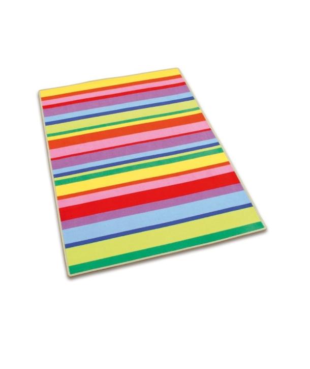 Teppich Farbenspiel,1,5 x 1 m, Material: Polyamid,