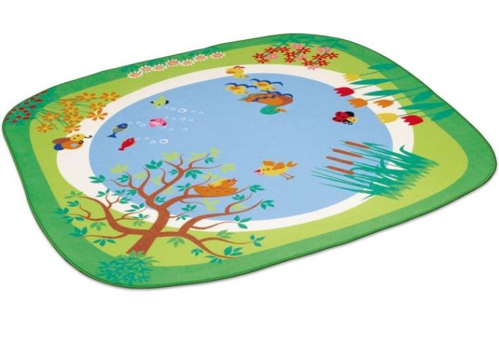 Teppich Teich 1,65