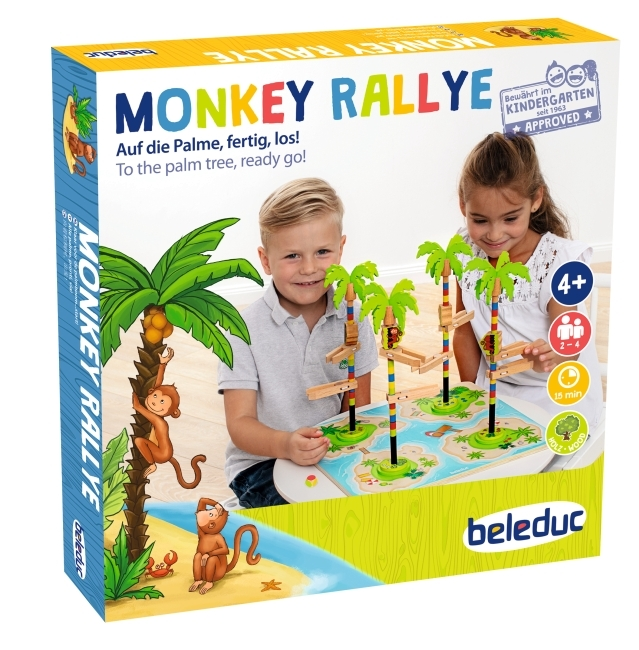 Monkey Rallye