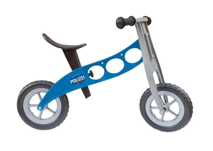 Mini-Cruiser für die Kleinen, Polizei (blau)