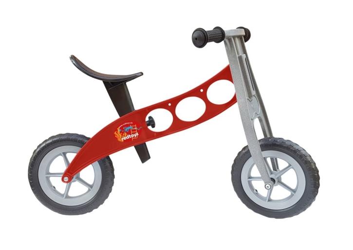 Mini-Cruiser für die Kleinen, Feuerwehr (rot)