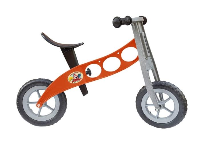 Mini-Cruiser für die Kleinen, Bauarbeiter (orange)