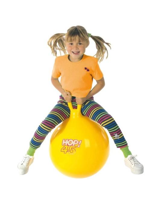 Hüpfball HOP 2er-Sparset, Ø 45 cm