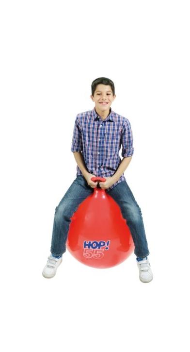 Hüpfball HOP 2er-Sparset, Ø 55 cm