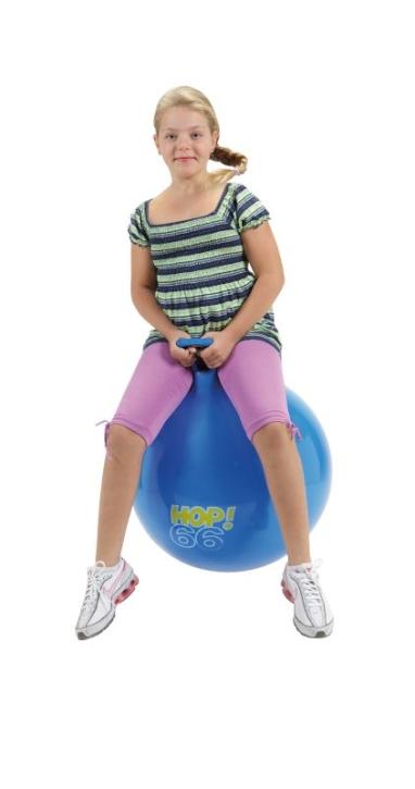 Hüpfball HOP 2er-Sparset, Ø 65 cm