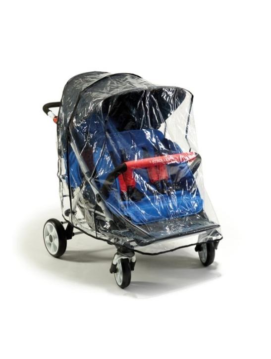 Regenschutz für Winther Buggy 4-Sitzer