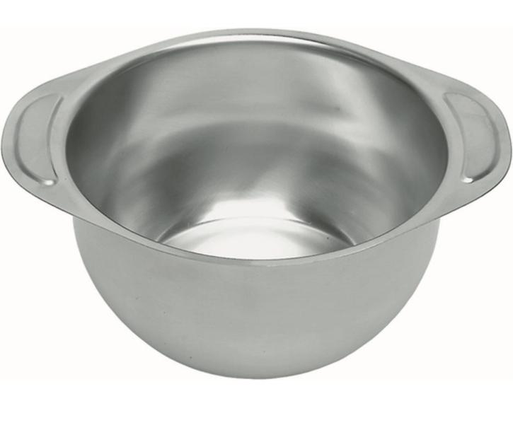 (2) Suppenterrine, ohne Deckel, Edelstahl (Größe wählen)
