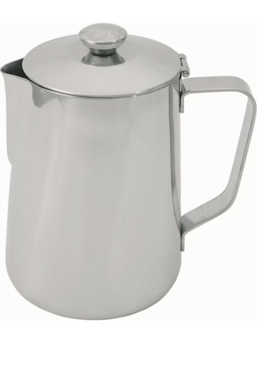 (3) Tee- / Kaffeekanne, poliert, Edelstahl (Größe wählen)