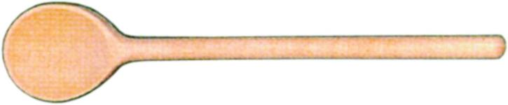 Kochlöffel unbehandeltes Buchenholz (24 - 45 cm)