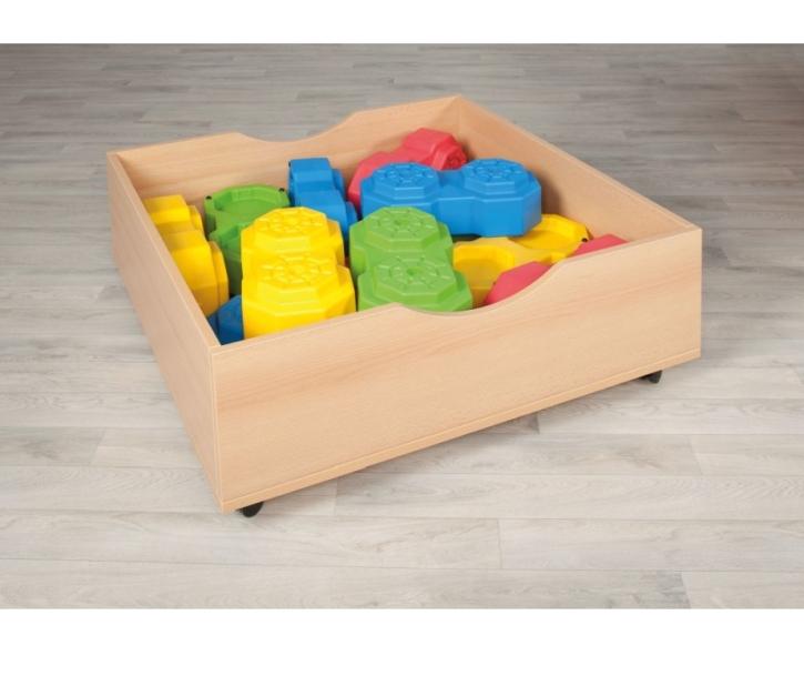 Rollkasten B/T/H : 90 x 90 x 32 cm