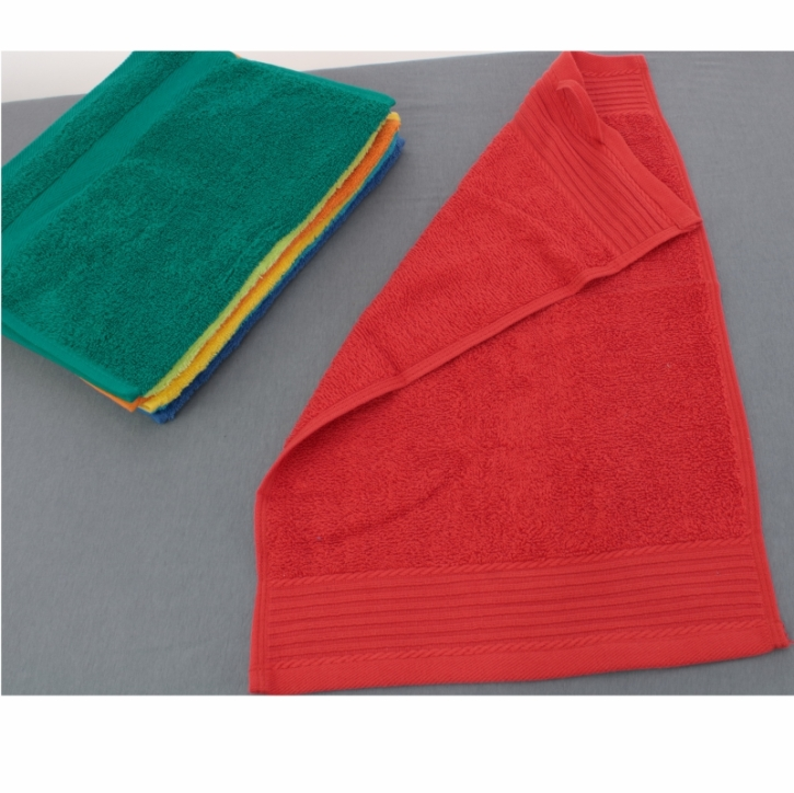 Handtuch 30×50 cm, ROT