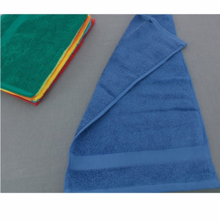 Handtuch 30×50 cm, BLAU
