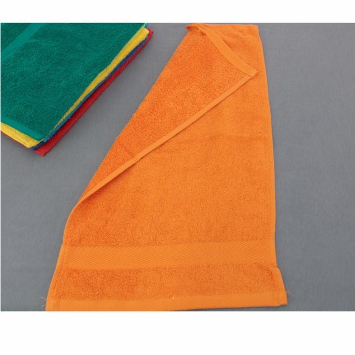Handtuch 30×50 cm, ORANGE