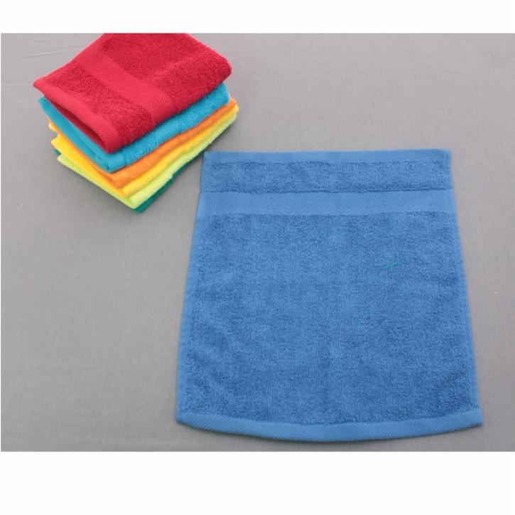 Seiftuch/Waschlappen ca. 30×30 cm, BLAU