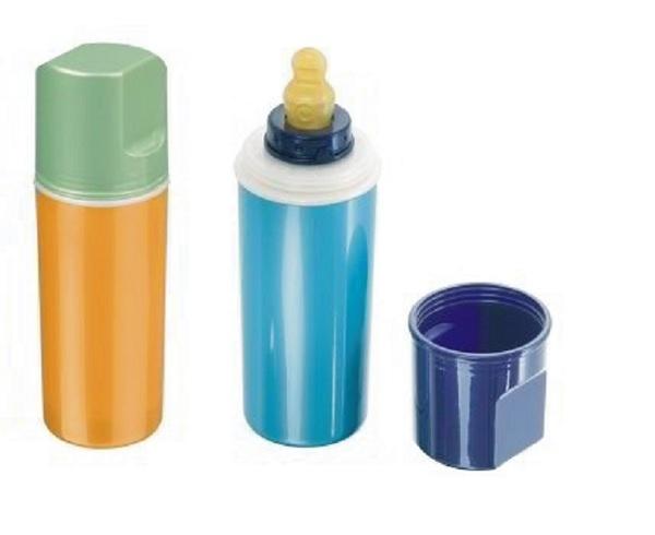 Abverkauf: Warmhalteflasche, 250 ml, Farbe orange