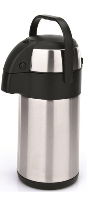 Thermo-Pumpkanne ohne Glaseinsatz, unzerbrechlich (2,5 l • 3,5 l • 5 l)