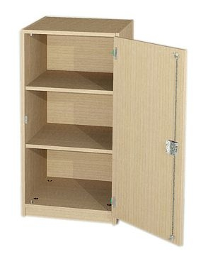 Unterschrank mit Tür, 98 cm hoch (Maße wählen)