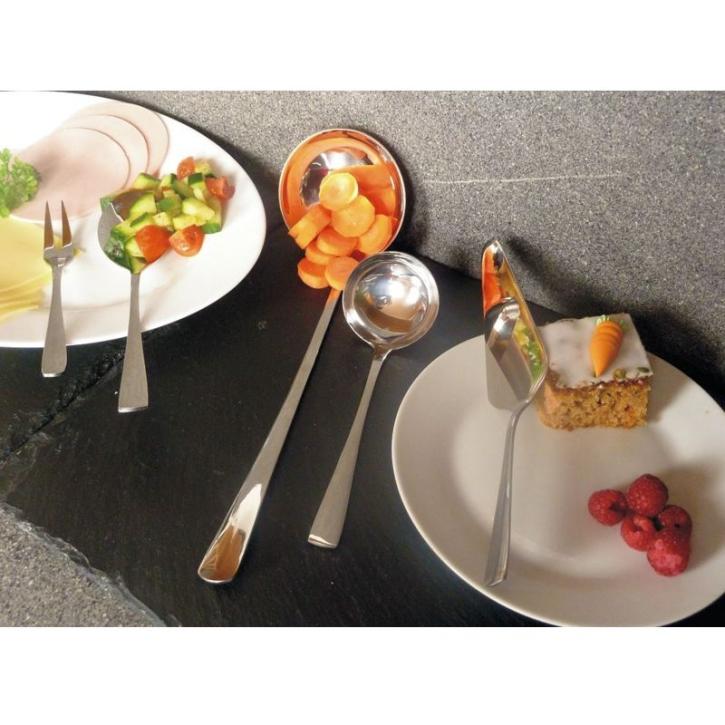 Vorlegeteile Modell 600 - Gemüse-/ Kartoffellöffel 21 cm