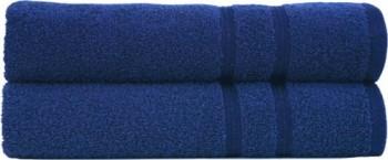 Gästehandtuch 30x50 cm, 100 % Baumwolle, BLAU